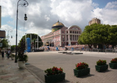 Historical Opera House Manaus