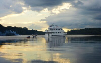 Cloudy With A Chance Of An Amazon River Adventure